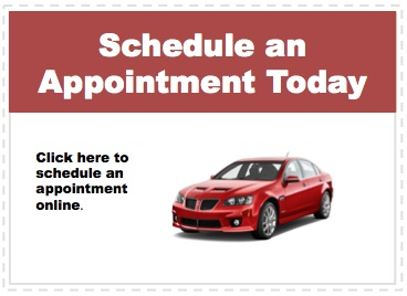 Make an appointment to service your Pontiac