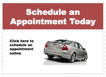 Make an appointment to service your Ford