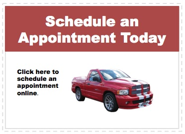 Make an appointment to service your Dodge