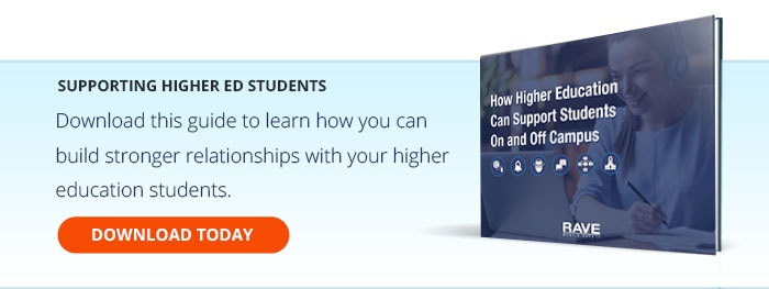 Universal - How Higher Ed Can Support Students Ebook