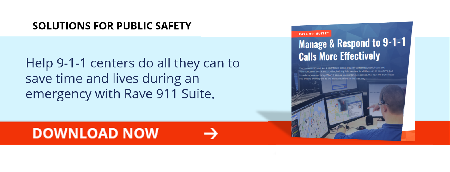 Manage & Respond to 9-1-1 Calls More Effectively