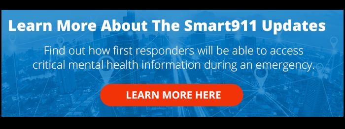 Smart911 Mental health