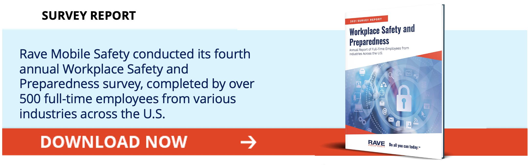 light blue rectangle survey report