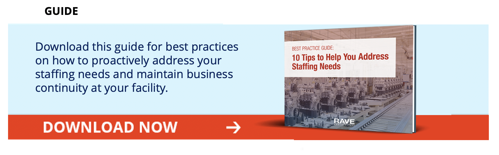 Addressing Staffing Needs With Polling Guide