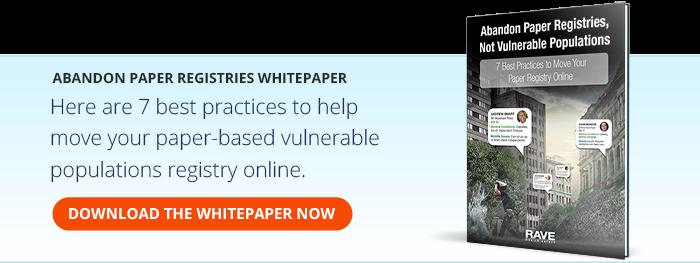 abandon paper registries whitepaper