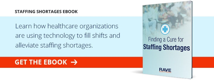 Universal - Nurse Staffing Shortages Ebook CTA