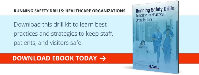 Universal - Healthcare Safety Drill Kit EBook