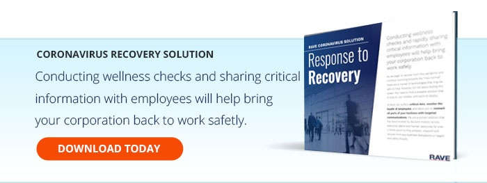 Universal - Coronavirus Recovery Solution Corporate