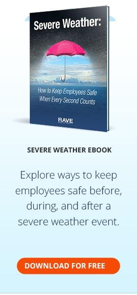 Universal - Corporate Severe Weather Ebook