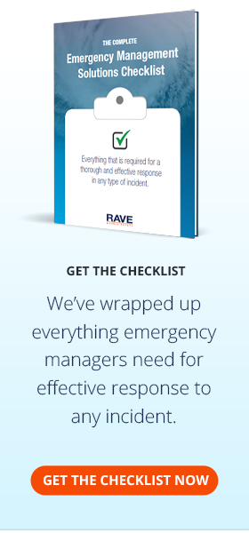Emergency Manager Checklist