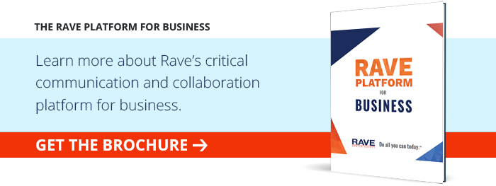 Rave Platform for Business