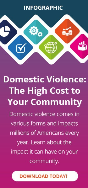Universal - Domestic Violence Community Infographic