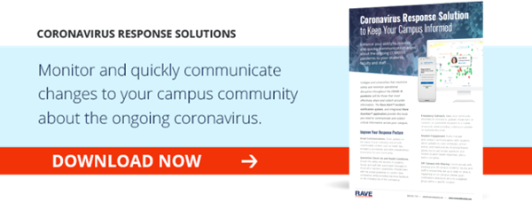 Coronavirus Response Kit Higher Ed