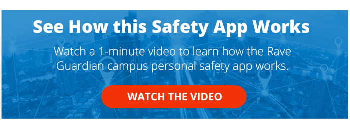 Rave Guardian Safety App Video