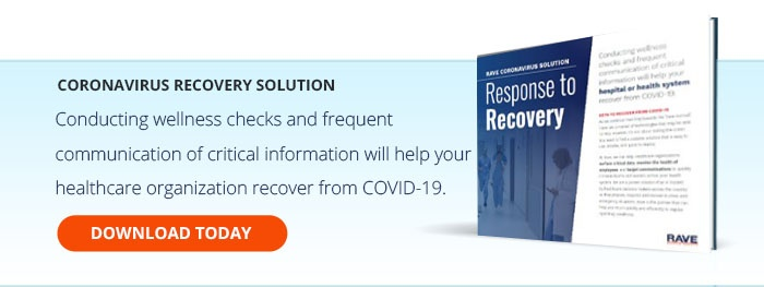 Universal - Healthcare Coronavirus Recovery Solution