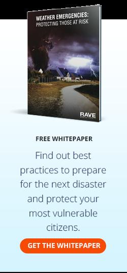 weather emergencies whitepaper