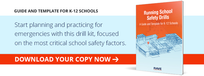 School Safety Drill Kit