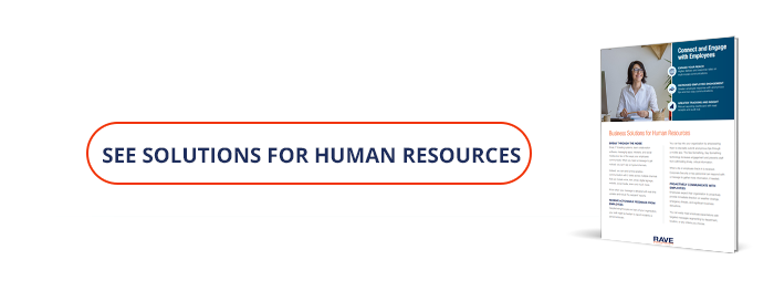 Communication Solutions for Human Resources