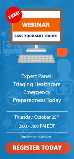Healthcare Emergency Preparedness Webinar