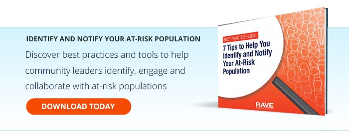 Universal - State & Local At-Risk Vulnerable Population Guide