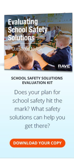 Universal - School Safety Solutions Evaluation Kit Sidebar CTA