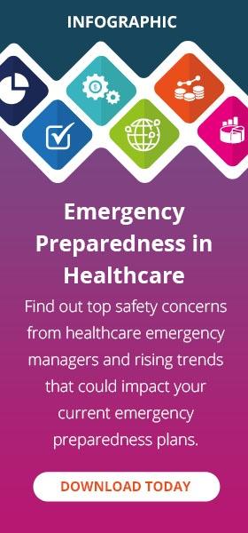 Universal - Healthcare Emergency Preparedness Infographic