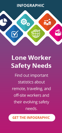 Lone Worker Infographic