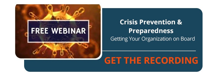 Universal - Crisis Prevention Preparedness Webinar CTA