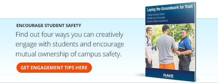 Student safety engagement tips