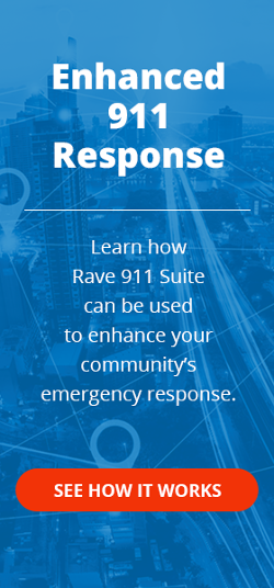 Rave 911 Suite Emergency Response