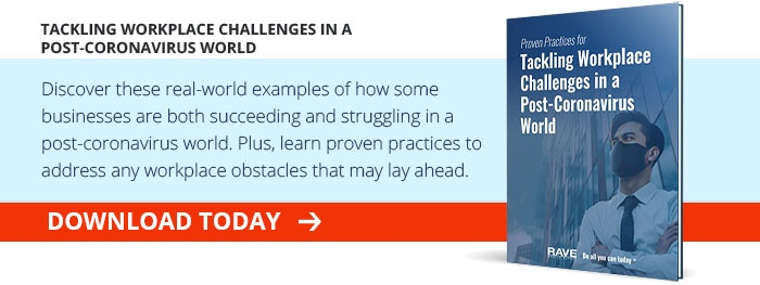 Universal - Corporate Workplace Challenges Post-COVID Guide