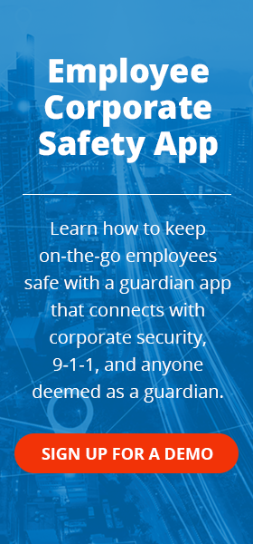 Corporate Safety App Guardian Demo 2