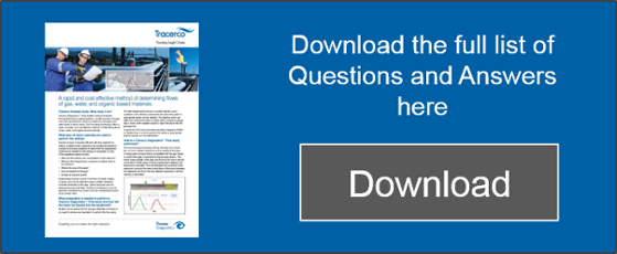 Download the full Questions and Answers on a Tracerco Diagnostics Flow Study