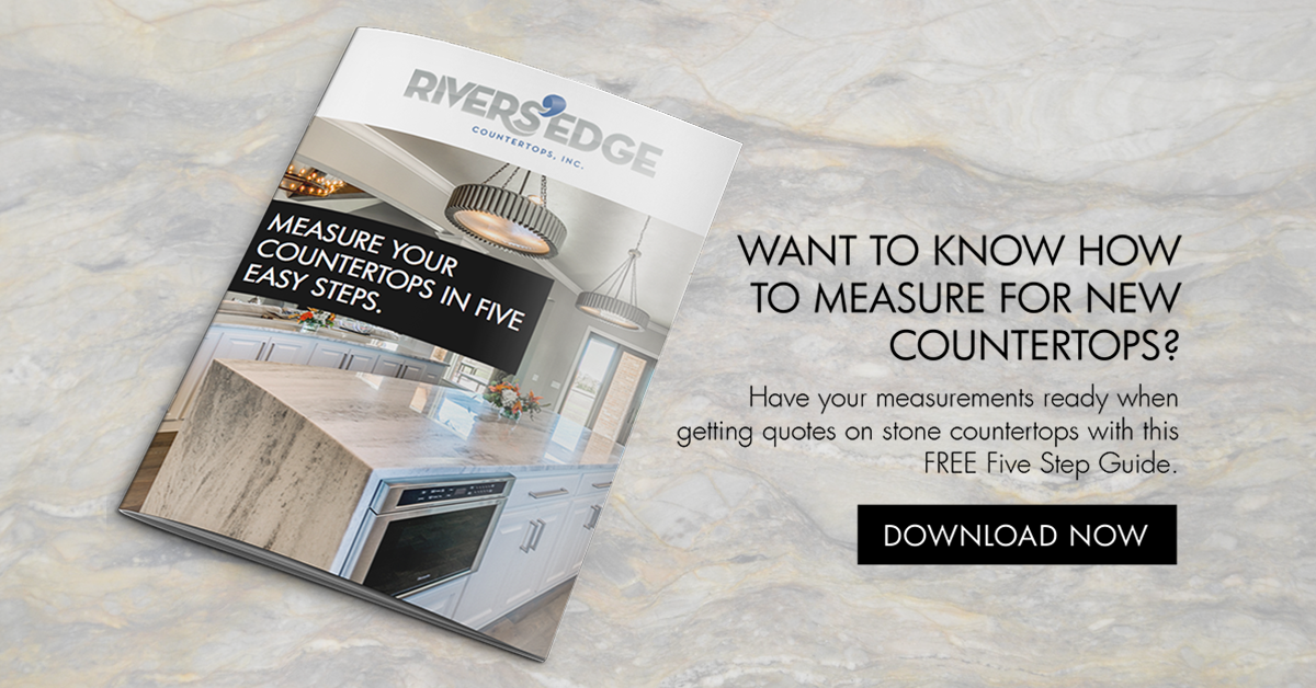 Measure Your Countertops in Five Easy Steps