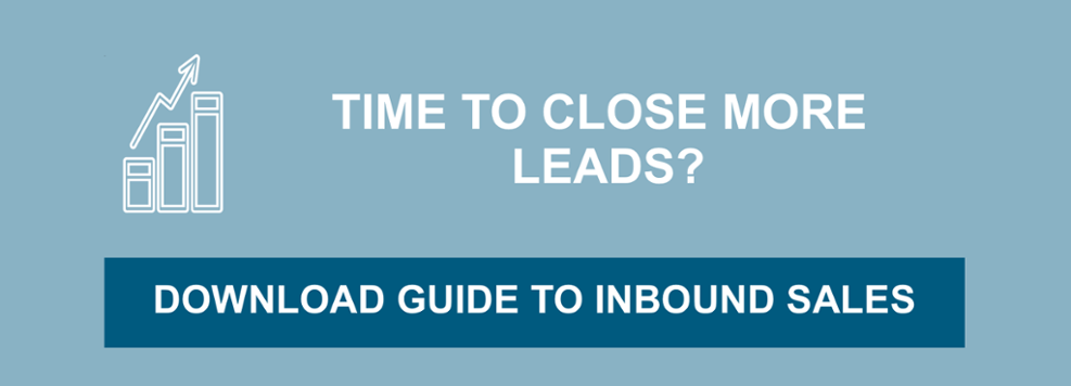 Download guide to inbound sales