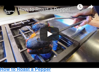 How to Roast a Pepper  <> <> <> <> <> <> <> <> <> <>