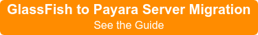 GlassFish to Payara ServerMigration See the Guide