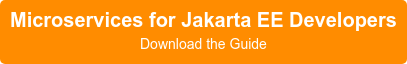 Microservices for Jakarta EE Developers  Download the Guide