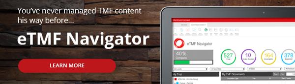 eTMF Navigator