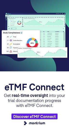 eTMF  Connect Dark