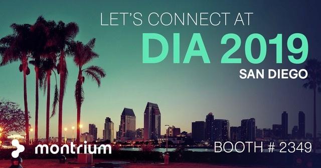 DIA 2019 Connect with Montrium