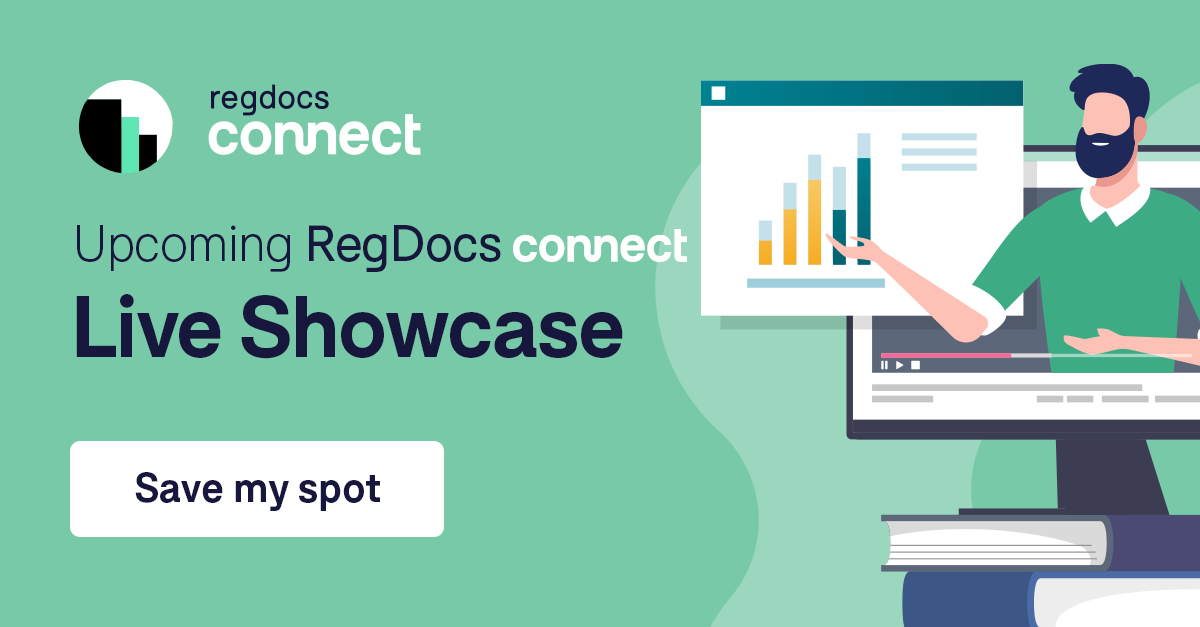 RegDocs Connect Public Demo