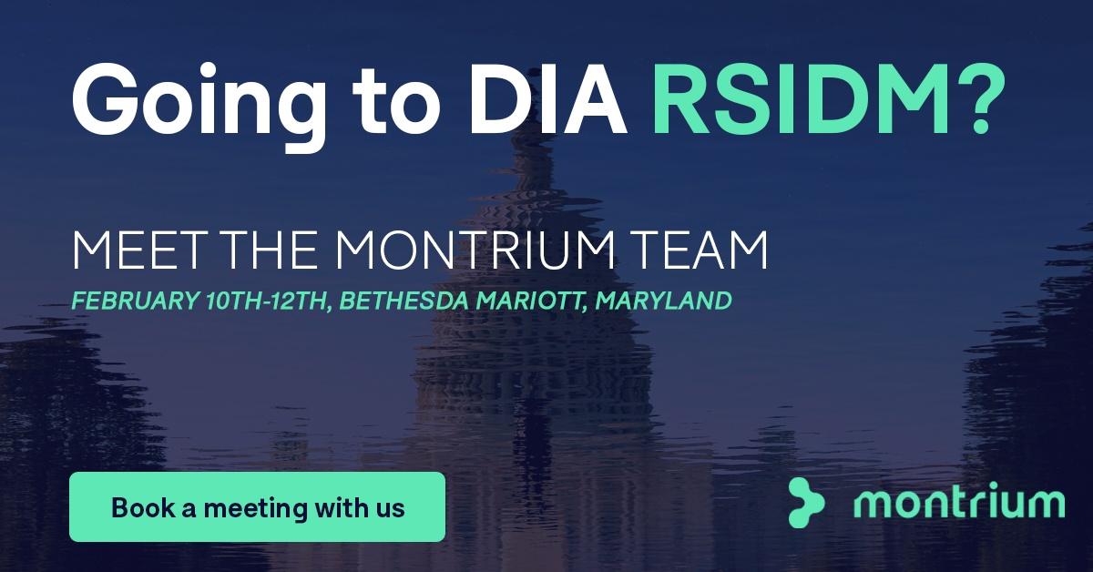 DIA RSIDM 2020 Montrium RegDocs Connect