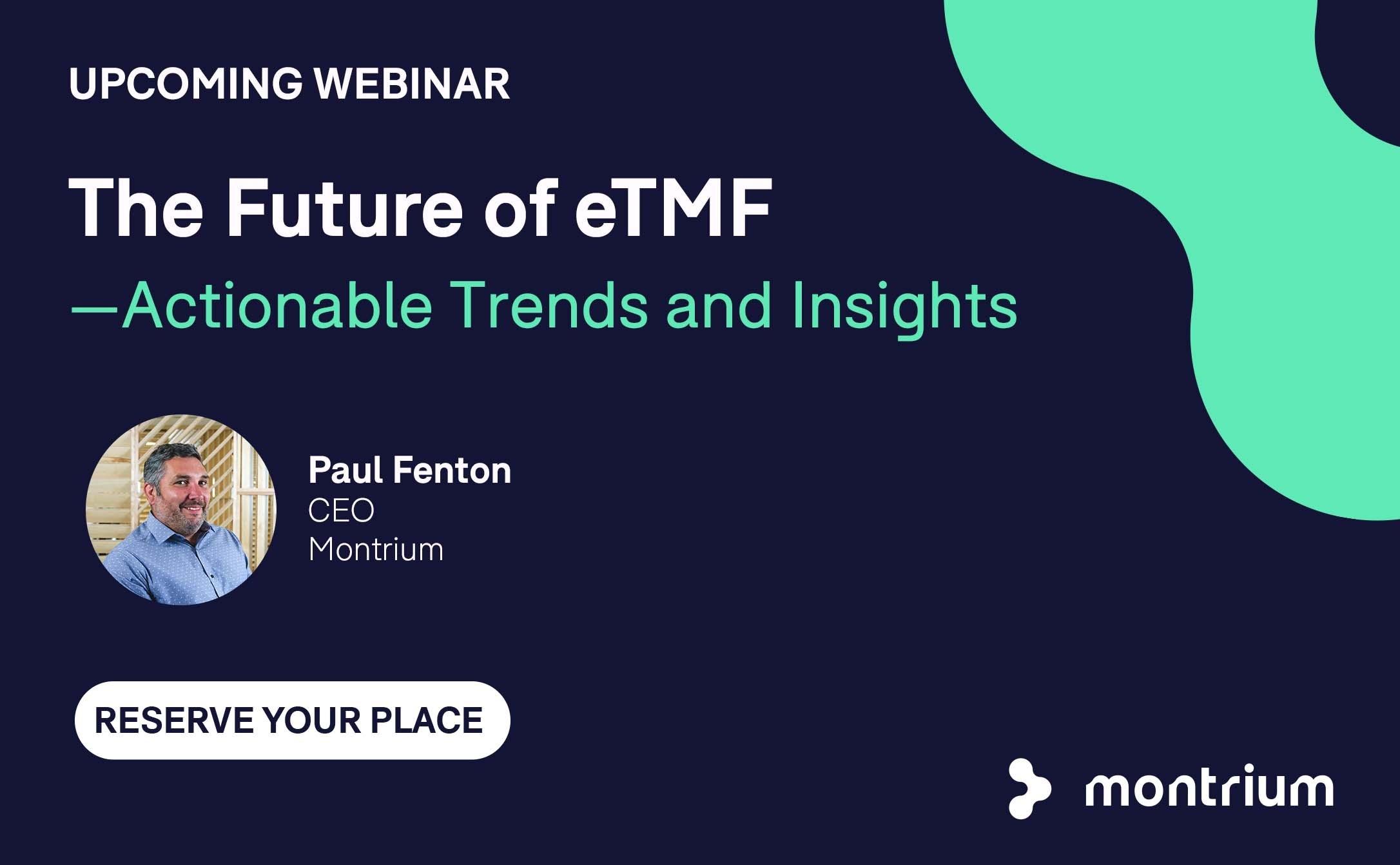Future of eTMF