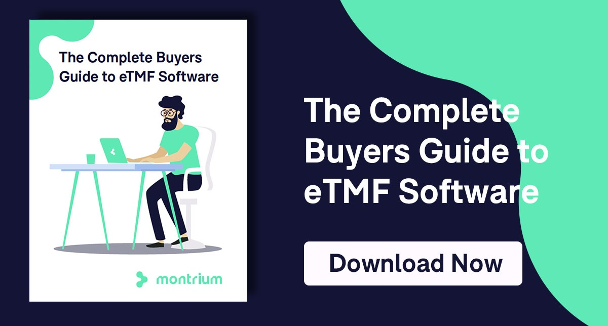 Download the Complete Buyer's Guide to eTMF Software