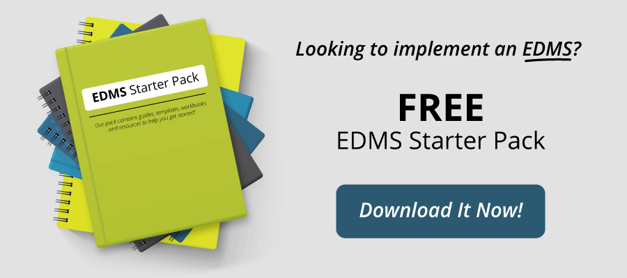 Download our Free EDMS Starter Kit