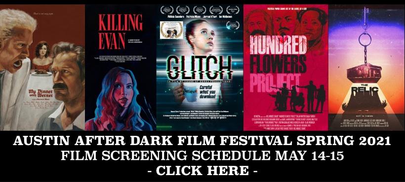 Austin After Dark Film Festival Screening Schedule