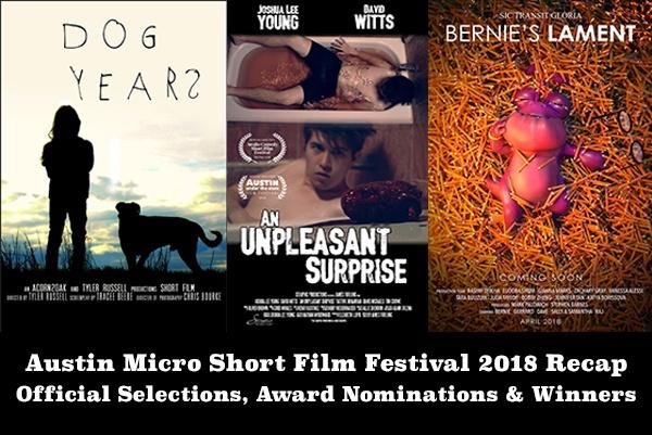 Austin Micro Short Film Festival 2018 Recap