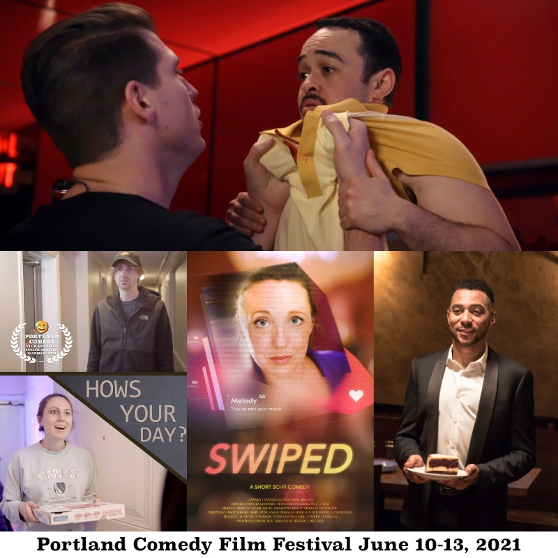 Portland Comedy Film Festival Summer 2020 Official Selections Announced! - Click Here -