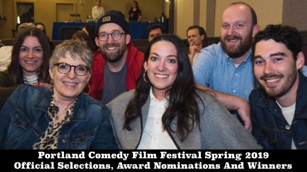 Portland Comedy Film Festival Spring 2019